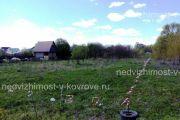 Земельный участок в деревне Рукав