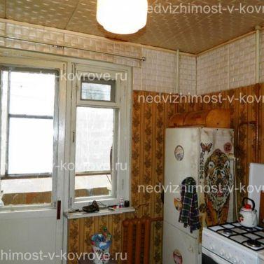Двухкомнатная квартира на улице Абельмана (квартира продана)