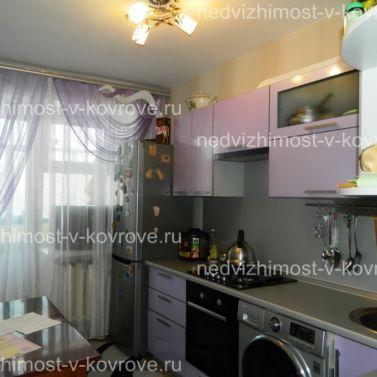 Двухкомнатная квартира в Мелехово на улице Гагарина 9